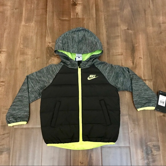 095d8eb2d4 Nike Jackets & Coats | Brand New Kids Therma Fleece Jacket Size 2t ...